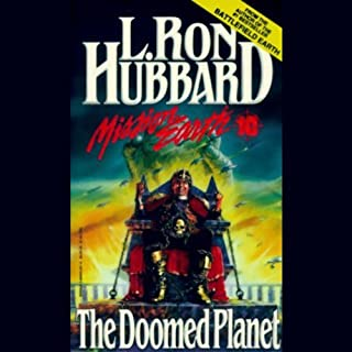 Doomed Planet audiobook cover art