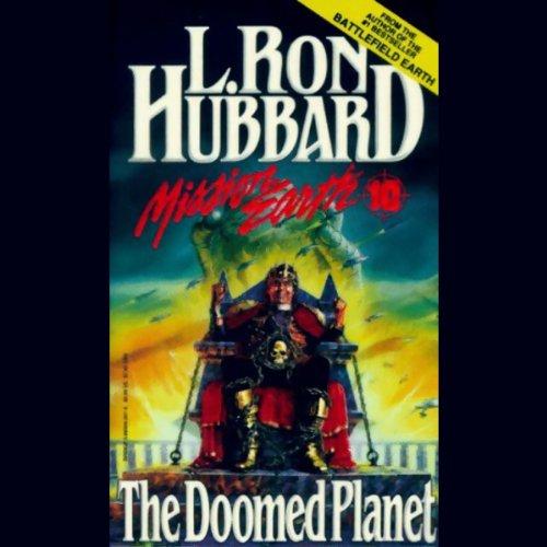 Doomed Planet audiobook cover art