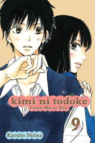 Kimi ni Todoke: From Me to You, Vol. 9 (English Edition)