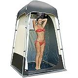 ZFRXIGN Baño Al Aire Libre Baño Cambiador Tienda De Campaña Hogar Ducha Inodoro Móvil Pesca Camping Inodoro Tienda Privacidad Portátil(Color:marrón)