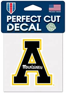 WinCraft NCAA Appalachian State University Perfect Cut Color Decal, 4
