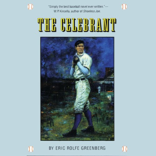 The Celebrant audiobook cover art