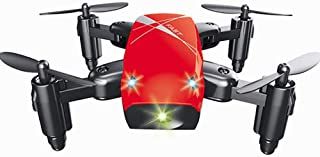 YHML S9 Mini Folding Drone WiFi 4 Axis Aircraft Remote Drone Toy
