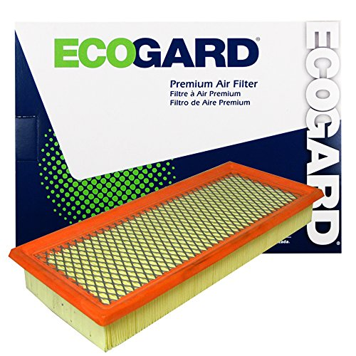 Ecogard XA5567 Premium Engine Air Filter Fits Ford 2005-2008, Escape 2009-2012 | Mercury 2.3L 2006-2008, Mariner 2.5L Hybrid 2009-2011