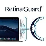 RetinaGuard 紫外線対策 ブルーライト防止スクリーンプロテクター MacBook Air 13インチ (2018) SGS&Intertekテスト済み - 過剰な有害なブルーライトを遮断 目の疲れと目の疲れを軽減