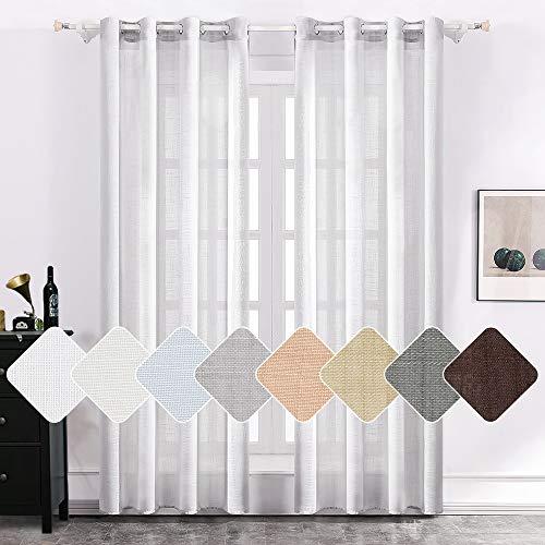 cortinas translucidas ojales
