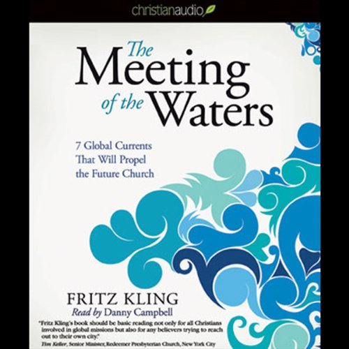 The Meeting of the Waters audiobook cover art