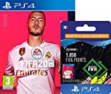 FIFA20 Standard [PS4] + 1050 FIFA Points [Codice - Download PS4]
