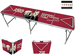 cool beer pong table designs
