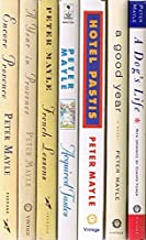 Peter Mayle, 7-Book Collection: A Year in Provence / Encore Provence / French Lessons / Acquired Tastes / Hotel Pastis / A Good Year / A Dog's Life