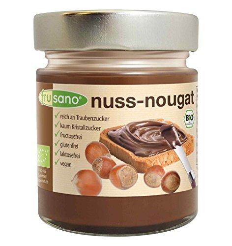 Frusano Nuss-Nougat-Creme bio 180g