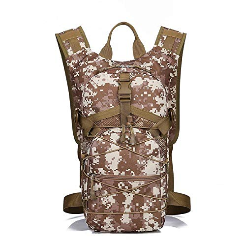 GXFCQKDSZX Travel Bag Military Leisure Backpack | Tactical Waterproof Backpack | Outdoor Sports Camping Camping Hiking Hiking Fishing Hunting Bag