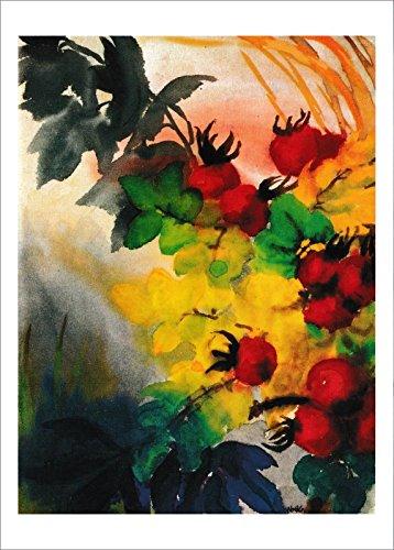 Kunstkarte Emil Nolde