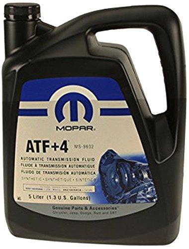 Mopar Automatic Transmission Fluid, 5 Liter