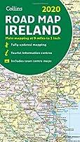 2020 Collins Map of Ireland