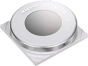 KKmoon Termostato Inteligente para Suelo Radiante,Regulador de Sistema de Calefacción Eléctrica,con Controlador con Pantal...
