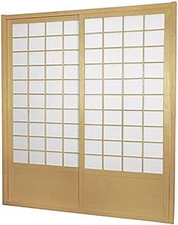 Best glass shoji doors Reviews