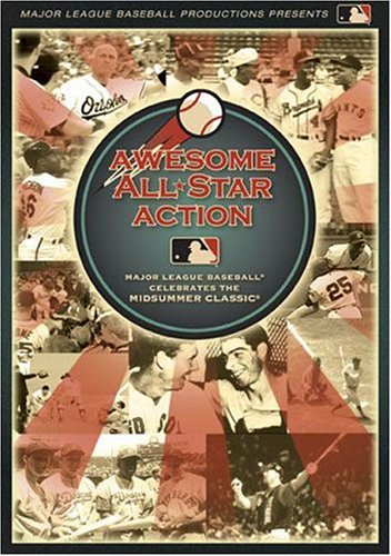 Mlb: Awesome All-Star Action [Reino Unido] [DVD]