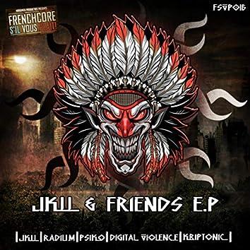 JKLL & Friends E.P