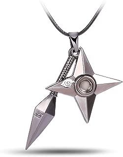 Amazon.com: Coz Place Cosplay Anime Naruto Kunai Shuriken ...