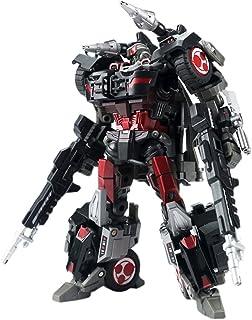 おもちゃ変形ロボット G-Creation 绝创 GDW-02C 银霹雳   (画像色)
