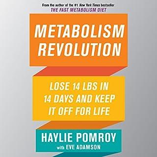 Metabolism Revolution audiobook cover art