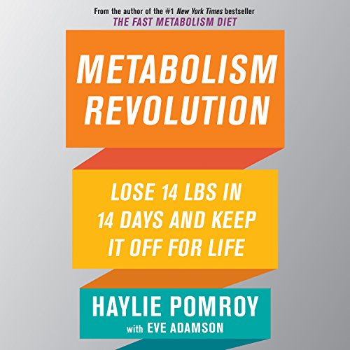 Metabolism Revolution audiobook cover art