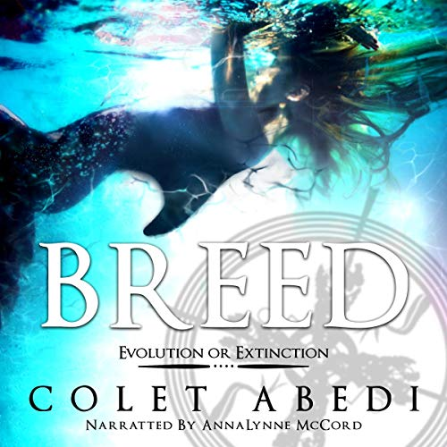 Breed Audiobook By Colet Abedi cover art