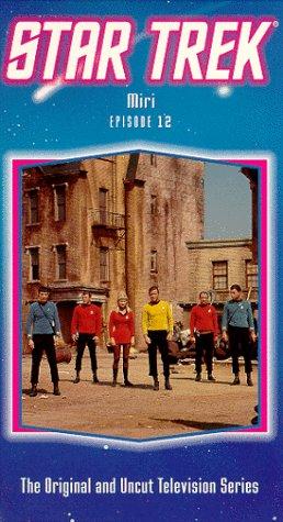 Star Trek - The Original Series, Episode 12: Miri [VHS]