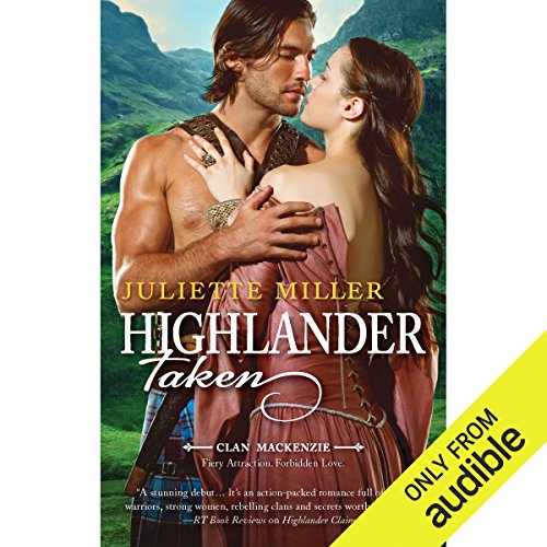 Highlander Taken audiobook cover art