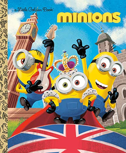 MINIONS LITTLE GOLDEN BOOK (Little Golden Books)