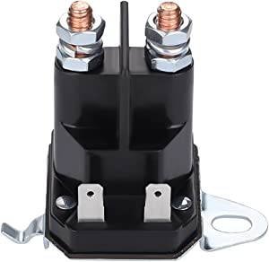 Venseri 582042801 532192507 192507 Solenoid for Craftsman LT2000 YS4500 20 HP 192507 CT 154 CTH 194 CTH 2642 LT 152 LT 19538R YTH 2042 Toro 28-4210 47-1910 Lawn Tractor