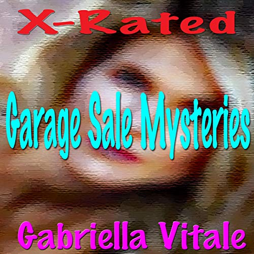 Garage Sale Mysteries cover art