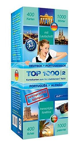 Top 1000 Teil 2: Deutsch-Portugiesisch/Portugiesisch-Deutsch