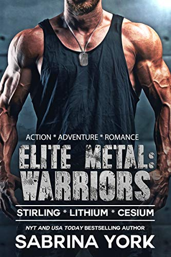 Elite Metal: Warriors: Action Adventure Romance Trio (English Edition)