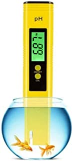 Digital PH Meter,Backlight PH Meter 0.01 High Precision Water Quality Tester, PH Range is 0-14, Suitable for Drinking Wate...