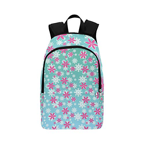 AIKENING Frozen Fever Casual Daypack Travel Bag College School Backpack for Mens and Women