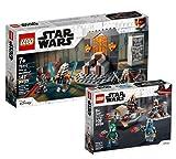 Collectix Lego Set – Star Wars Duell en Mandalore 75310 + Star Wars Mandalorian Battle Pack 75267