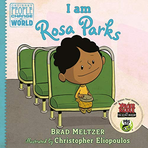 I Am Rosa Parks audiobook cover art
