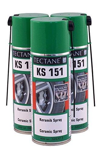 TECTANE Keramikspray KS151 3X 400ml