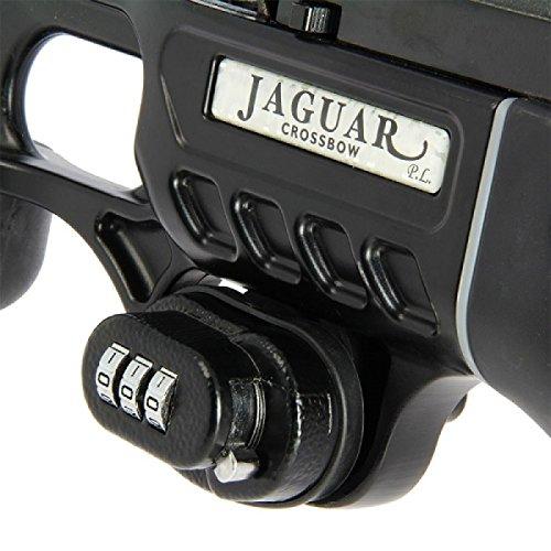 BKL1® Waffenschloss mit Zahlenkombination Gewehr Pistole Armbrust 1239