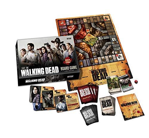 Walking Dead TV Board Game