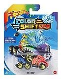Hot Wheels Vehículos Color Shifters, coches de juguete (modelos surtidos) (Mattel BHR15)