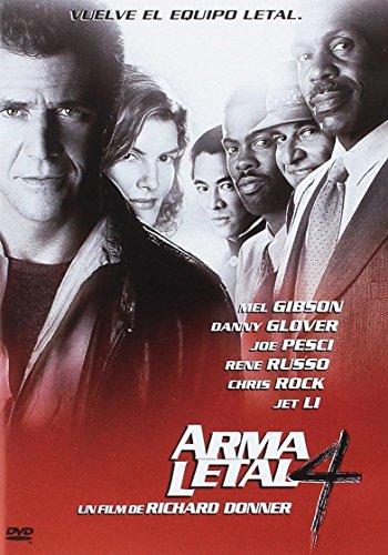 Arma Letal 4 [DVD]