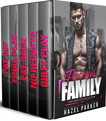 Ferrari Family - The Complete Collection: Contemporary Romance Box Set (English Edition)