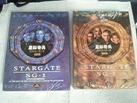 Stargate SG-1 (Season 1 (8 DVD) & Season 2 (8 DVD) (2004)