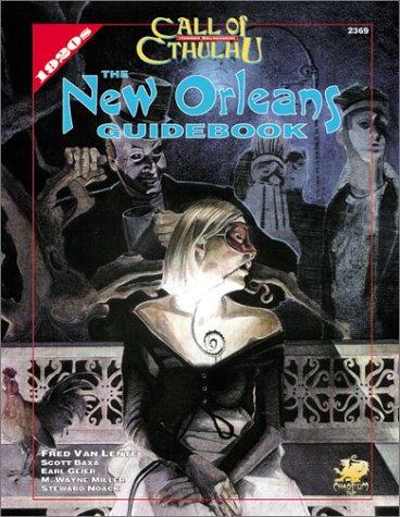 The New Orleans Guidebook