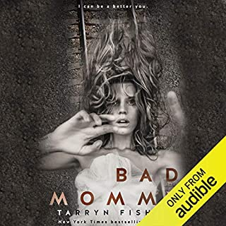 Bad Mommy audiobook cover art