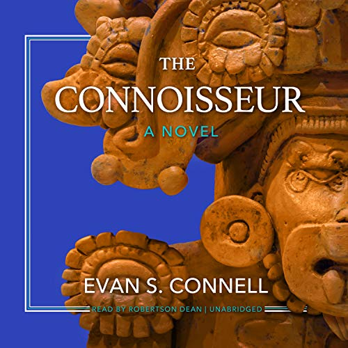 The Connoisseur  By  cover art