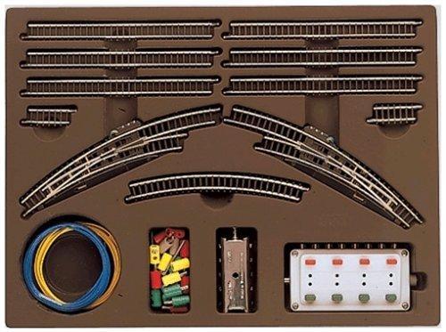 Märklin 8193 - Bahnhofsgleispackung T2, Spur Z